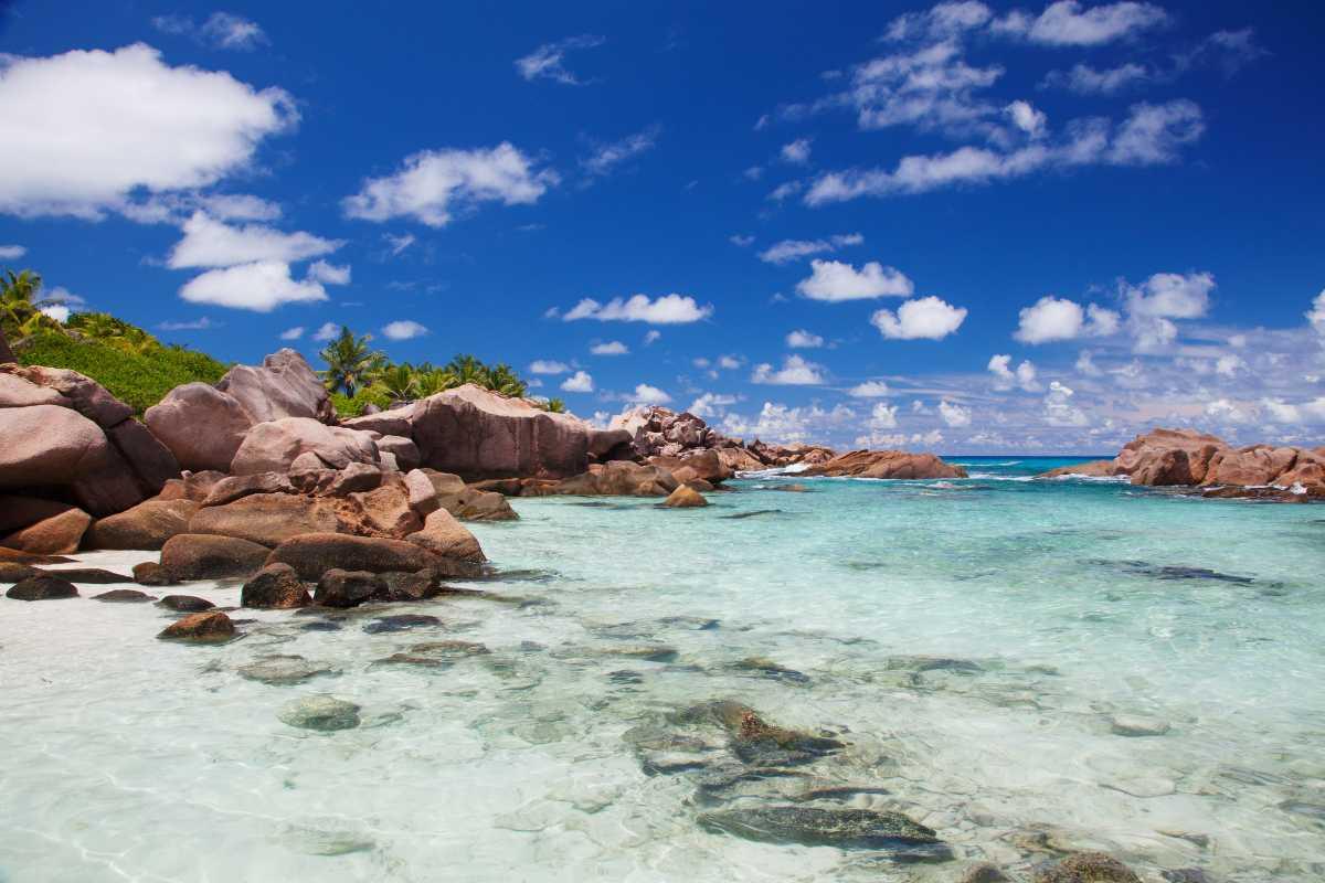Anse Cocos Seychelles