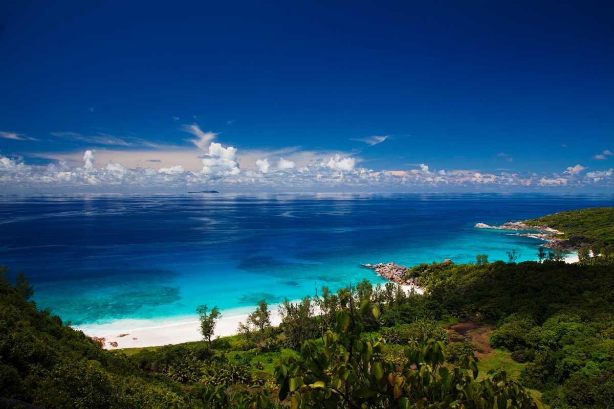 Anse Cocos, La Digue Island Seychelles