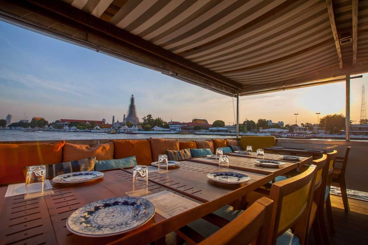 Supanniga, Dinner Cruises in Bangkok
