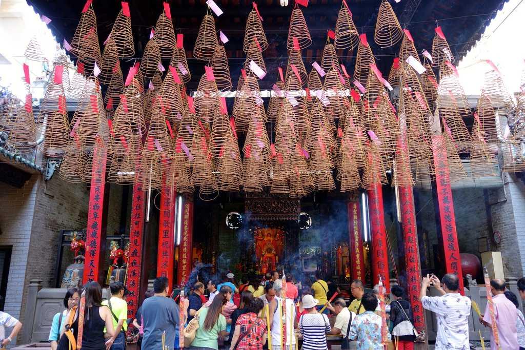 Thien Hau Temple Ho Chi Minh City Vietnam