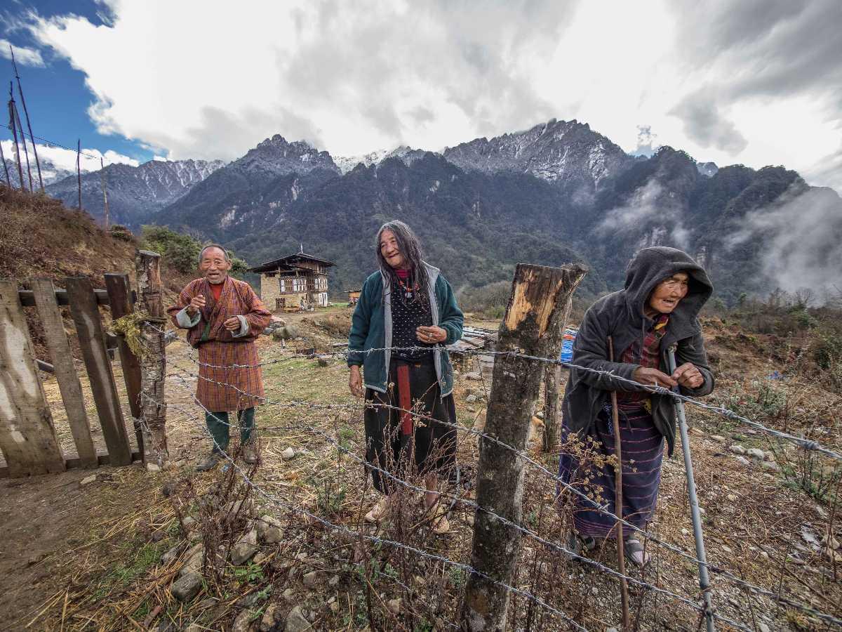 Bhutan Nomad Festival