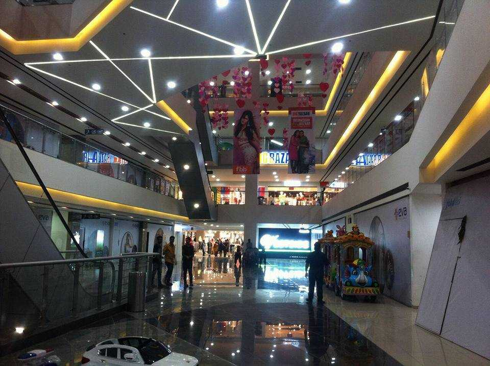 eva the mall vadodara