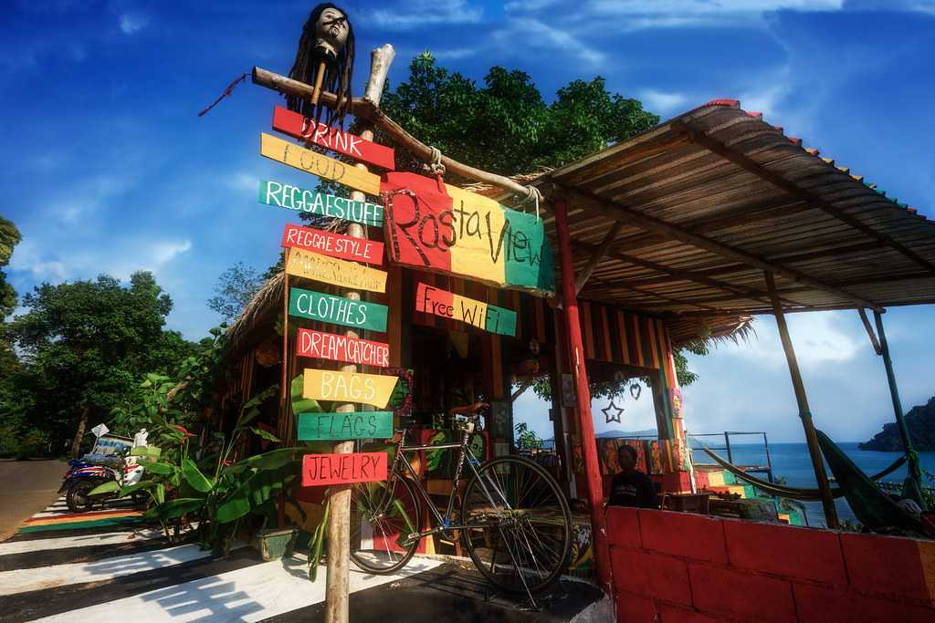 Koh Chang houses some of the most unique concept bars, a delight for ever traveller!
