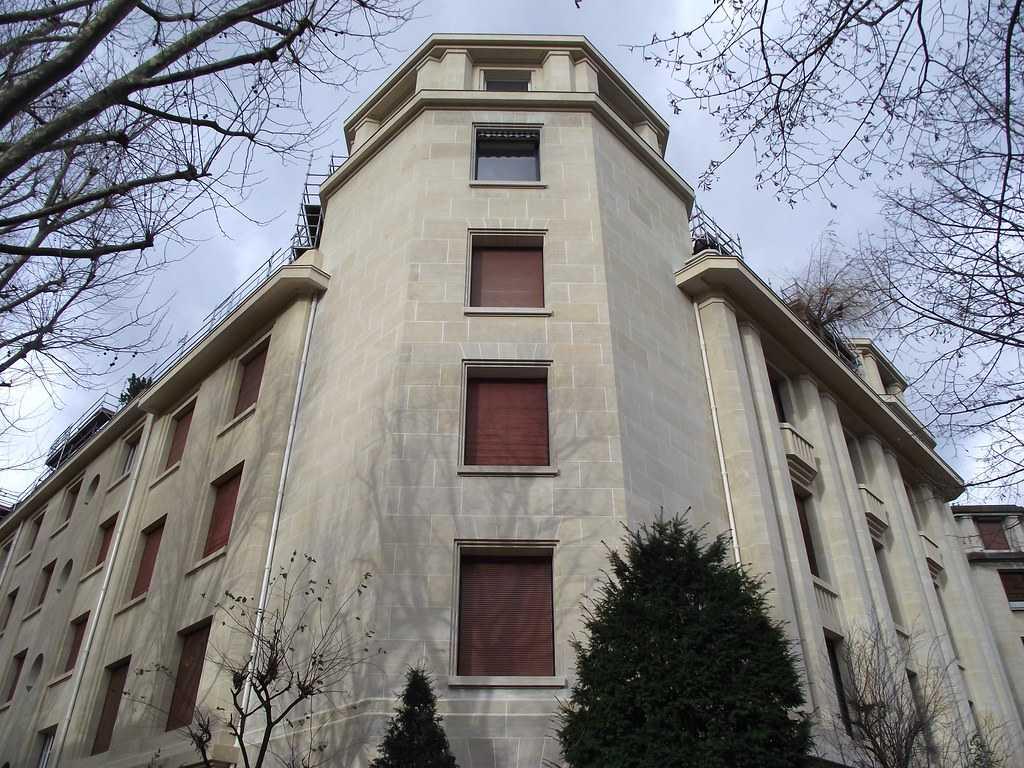 Immeuble Art Deco