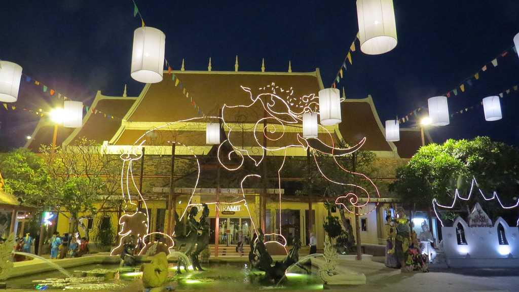 Siam Niramit Bangkok Thailand