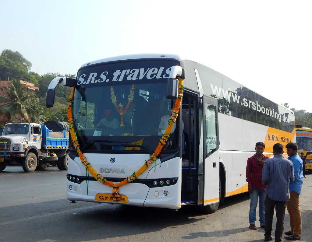 Pune to Hampi by Bus