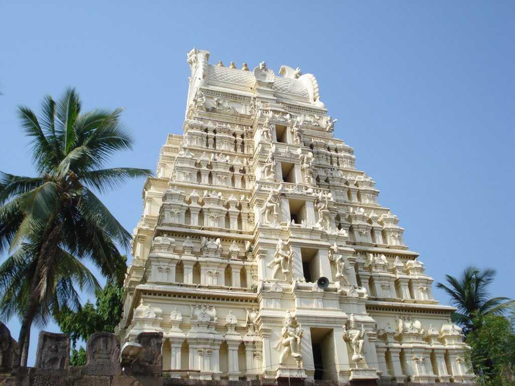 Mallikarjuna Swamy Temple Jyotirlinga, Srisailam | timings, photos, address