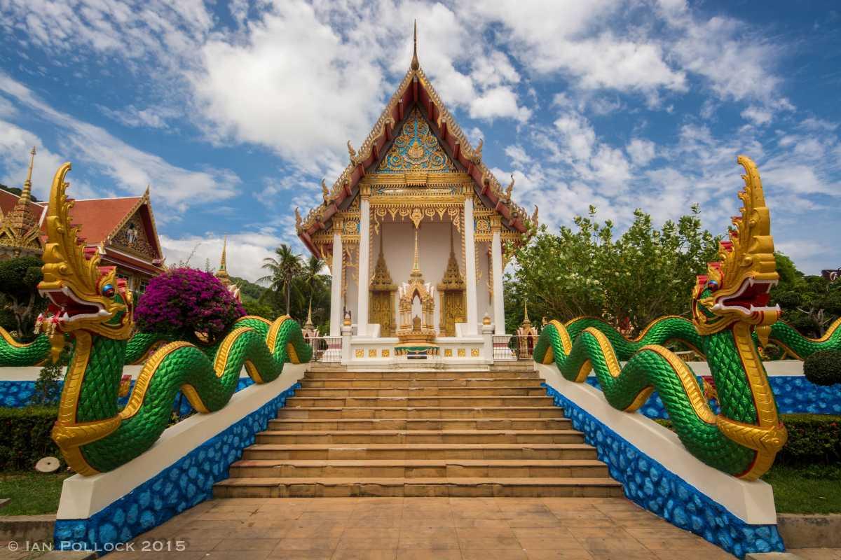 Karon temple market Phuket