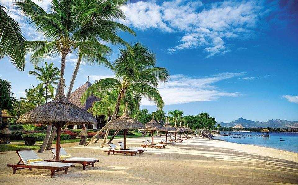 Oberoi, Beach Resorts in Mauritius