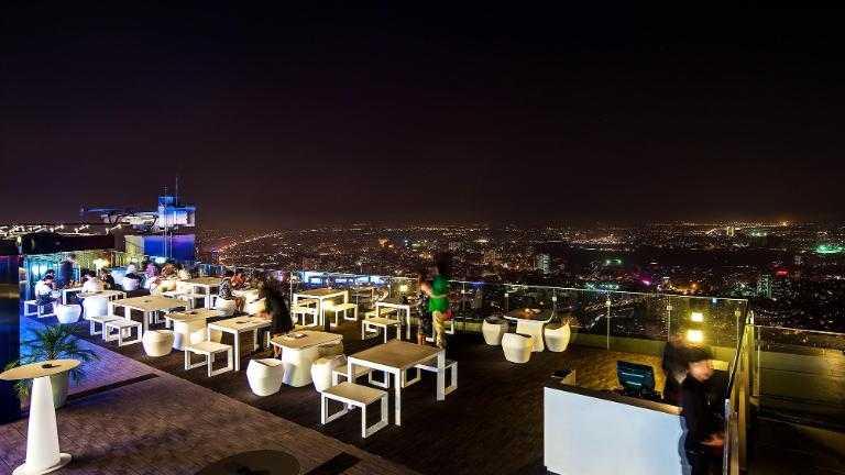 Top of Hanoi, Lotte Observation Deck, Hanoi, Vietnam