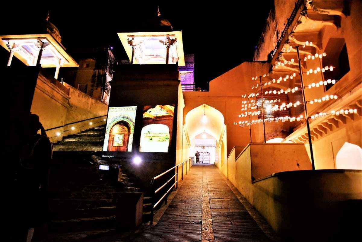 1135 AD, Romantic places in Jaipur