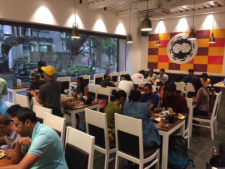 Dice N Dine Bangalore, Cafes in Bangalore