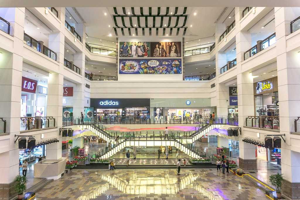 Berjaya Shopping Mall, Kuala Lumpur