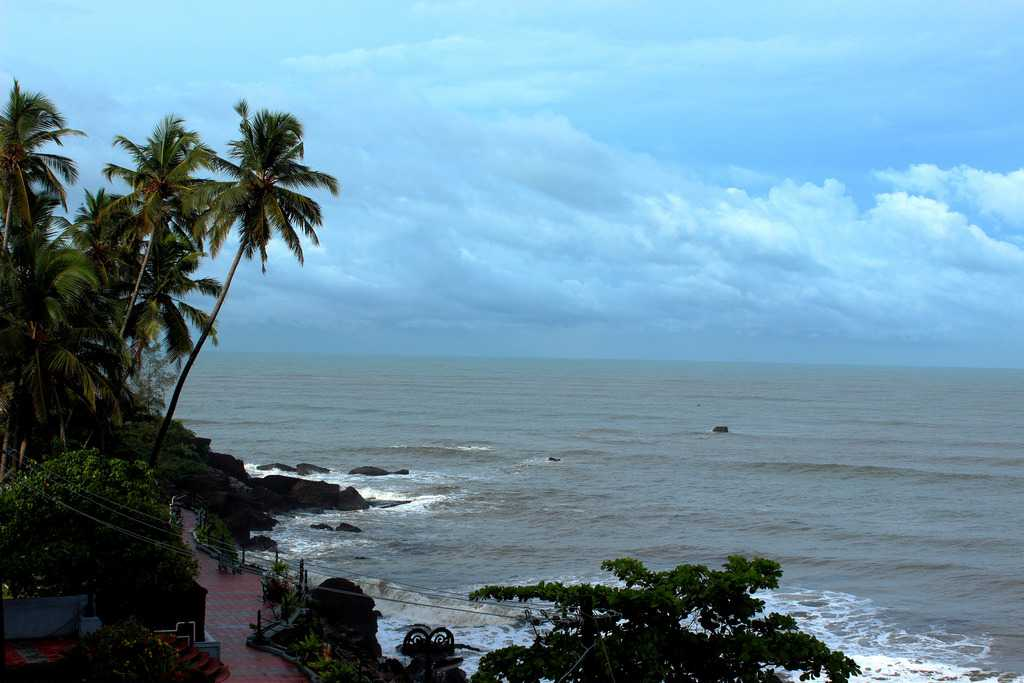 Monsoon Season, Kannur, Payambalam Beach