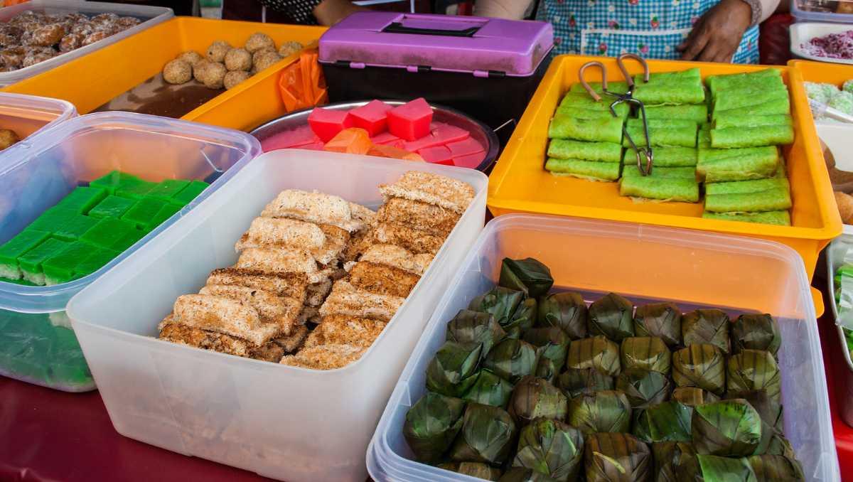 Eid Food in Malaysia