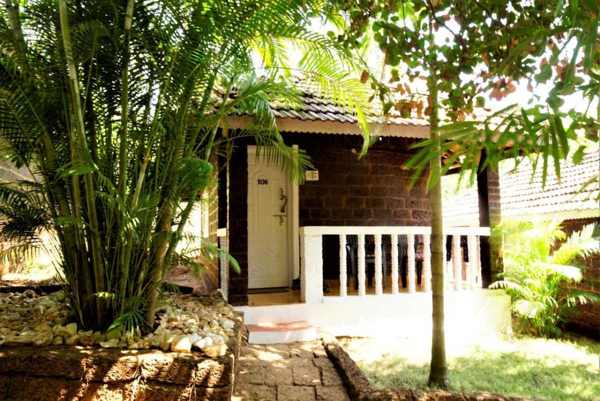 Cottages at Namaste Yoga Farm