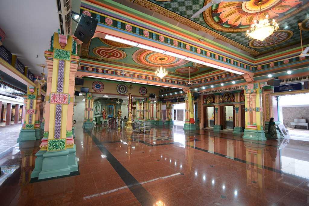 Sri Maha Mariamman Temple, Kuala Lumpur