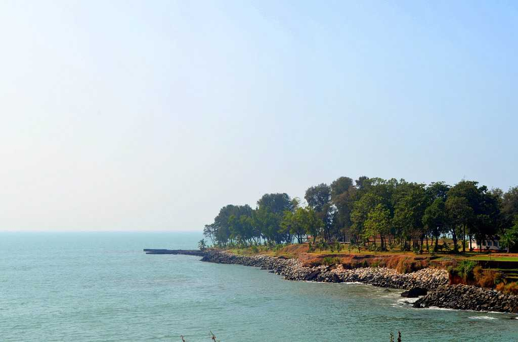 Winter Season, Kannur, St. Angelo's Fort
