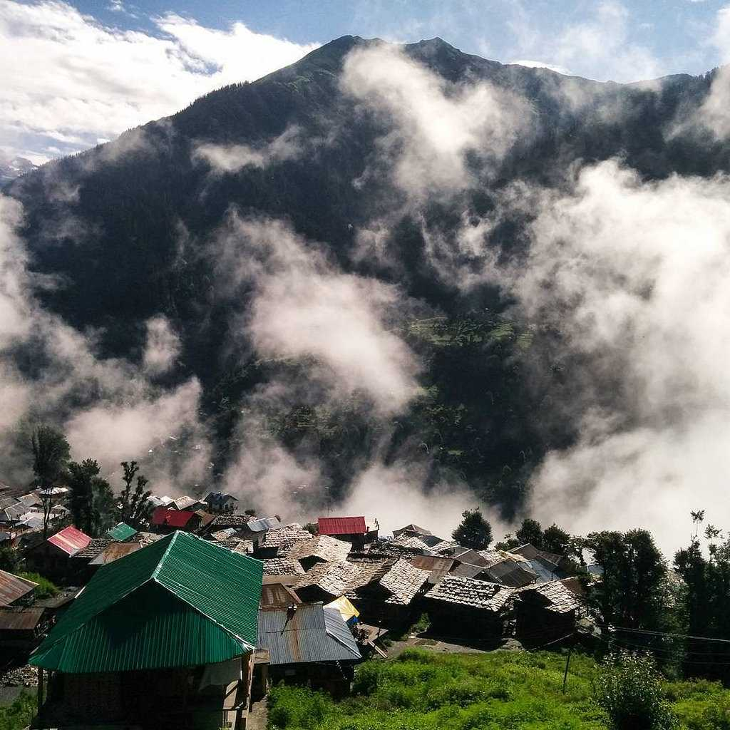 unexplored places in Himachal pradesh, Malana