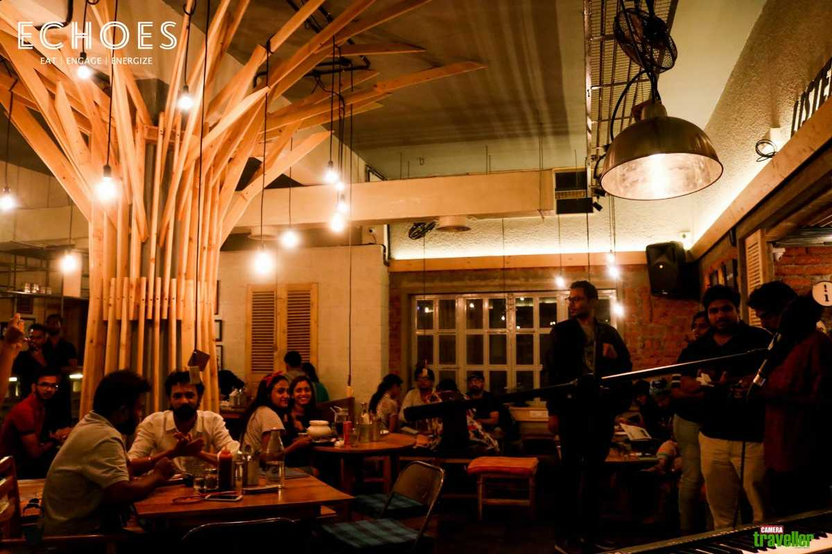 Echoes, Cafes in Bangalore