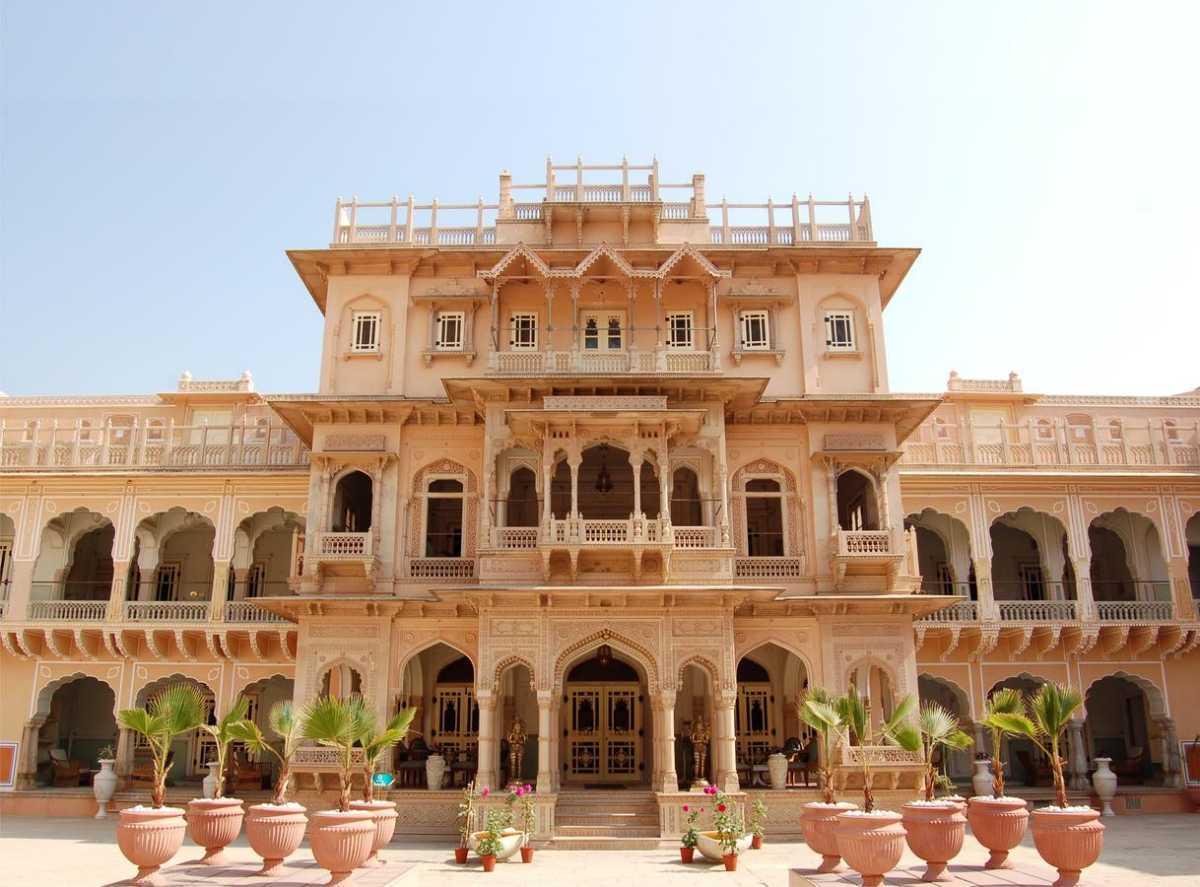 Chomu Palace
