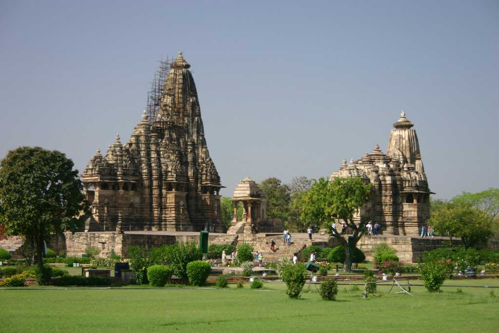 Summer Season, Khajuraho, Temples