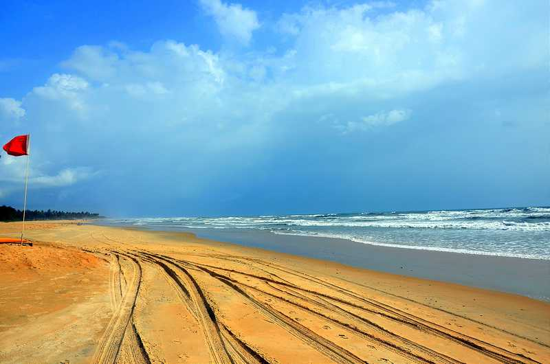 Betalbatim Beach, Goa beaches, how many beaches in goa?