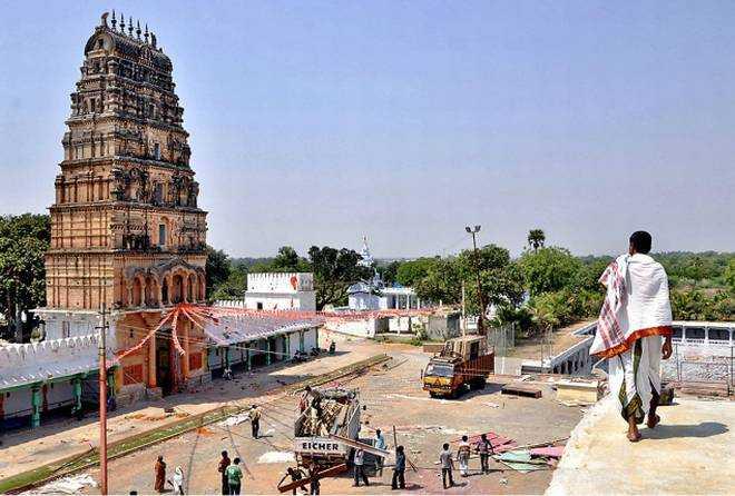 Sita Ramachandraswamy Temple, Temples in Telangana