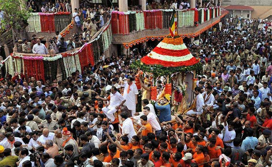 Rath Yatra, Festivals Of Gujarat