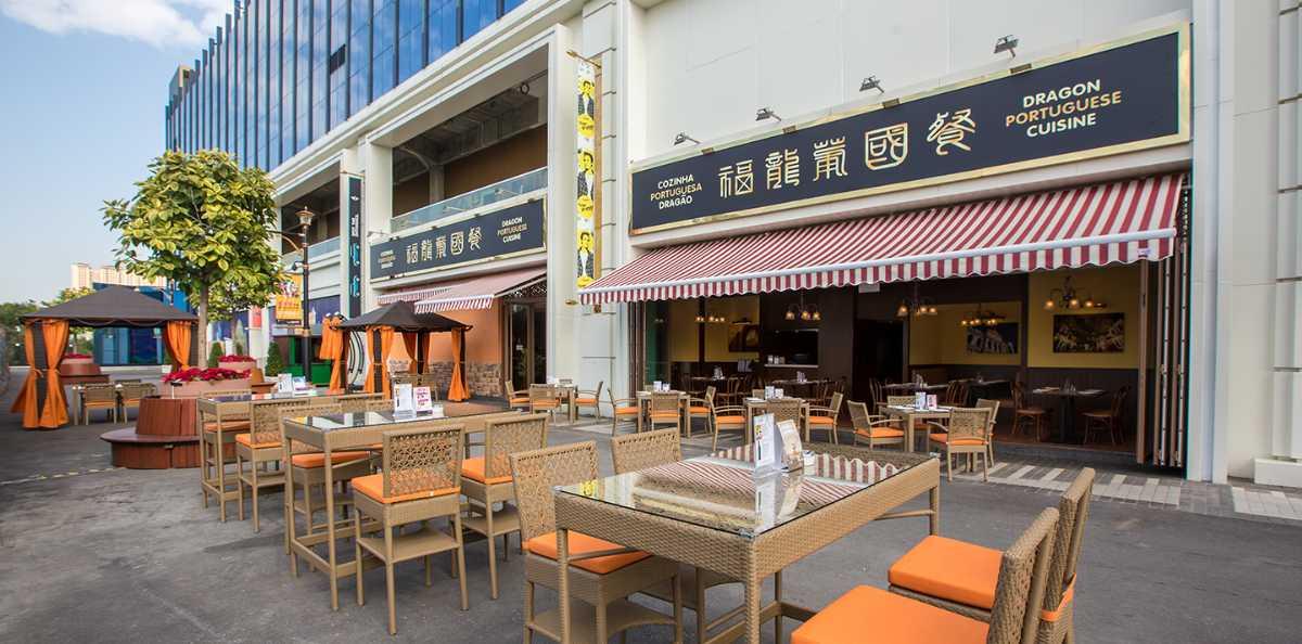 Dragon Portuguese Cuisine, Macau