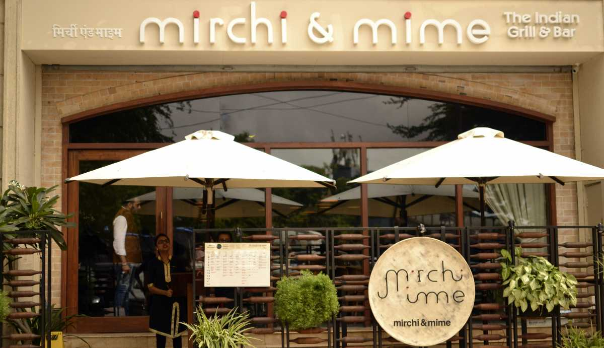 Mirchi and Mime, Powai