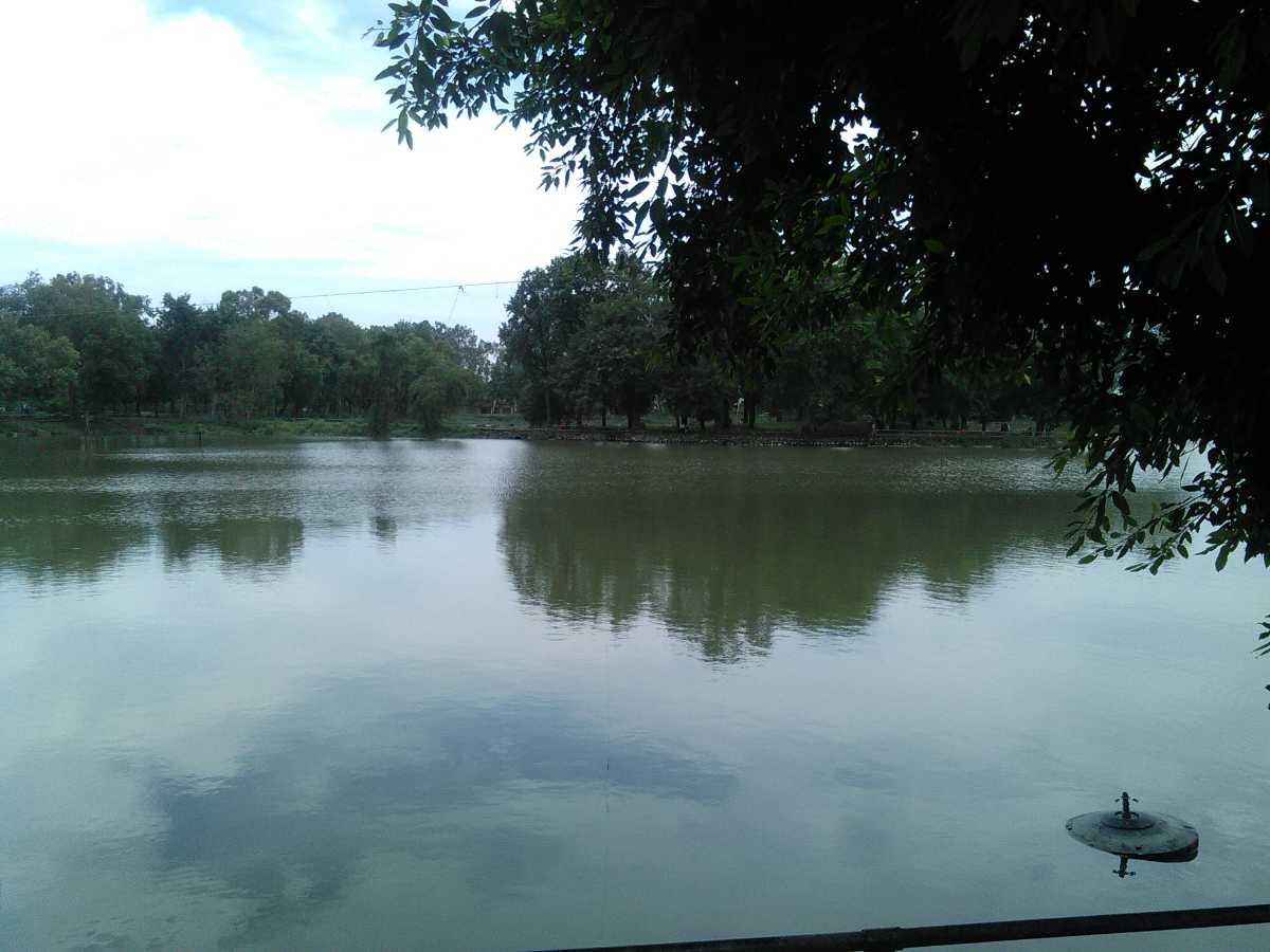 Karna Lake Karnal