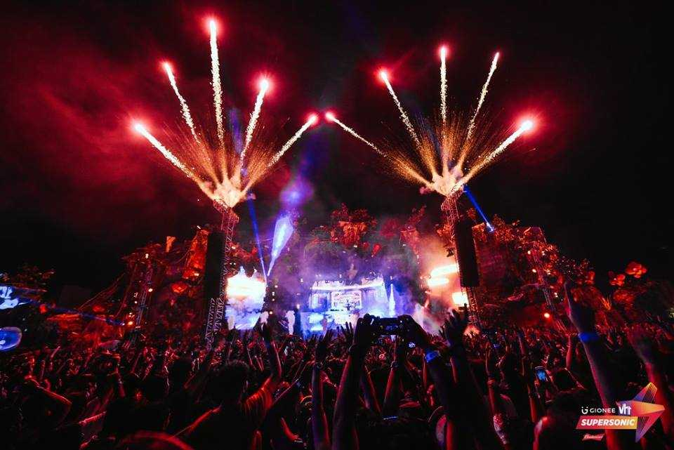 Best Music Festival in India VH1 supersonic