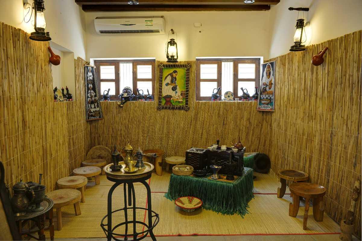 Coffee Museum in Dubai