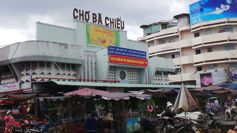 Ba Chieu Market, Night Markets In Ho Chi Minh
