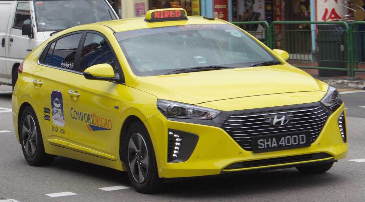 Renting a Car in Singapore
