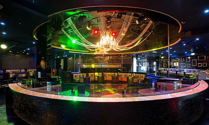 Boudoir, Nightlife in Dubai