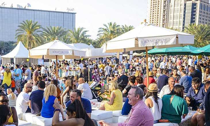Taste of Dubai, Festivals in Dubai