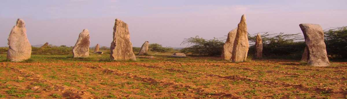 Megalithic Burial Sites