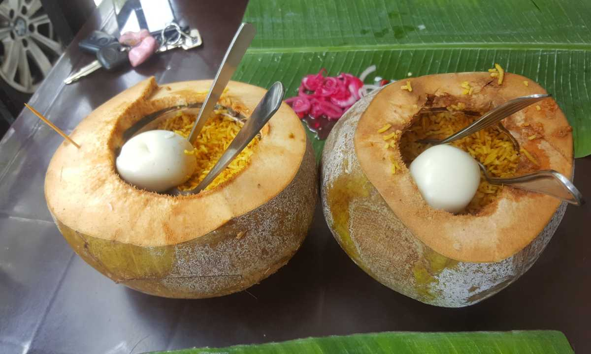 Tengga Biryani, Indian Restaurants in Kuala Lumpur