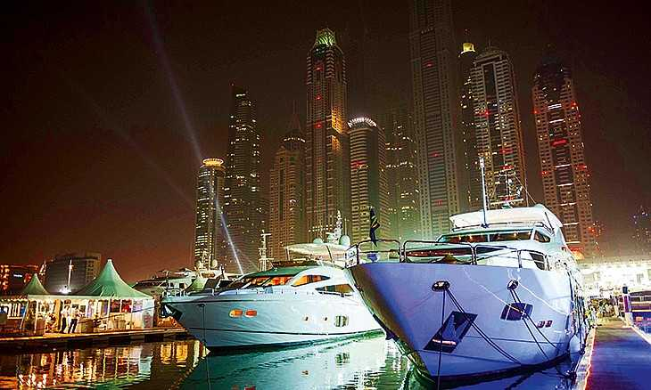 Dubai International Boat Show, Festivals in Dubai