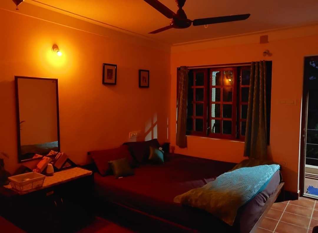 Accommodation at the homestay