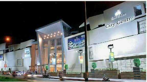 p and m hi tech city centre mall