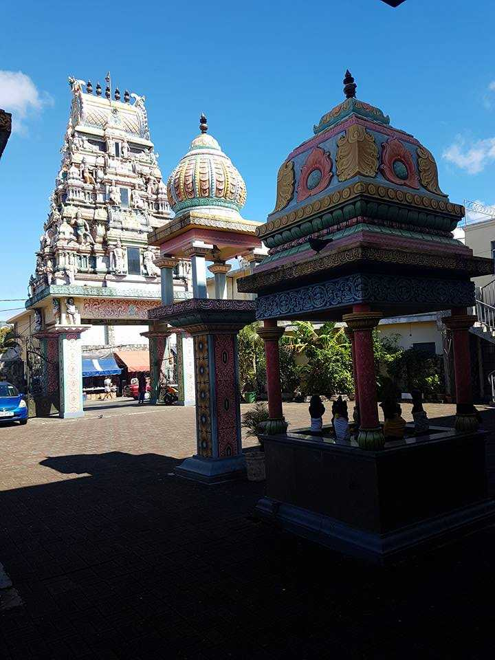 Surya Oudaya Sangam Temple