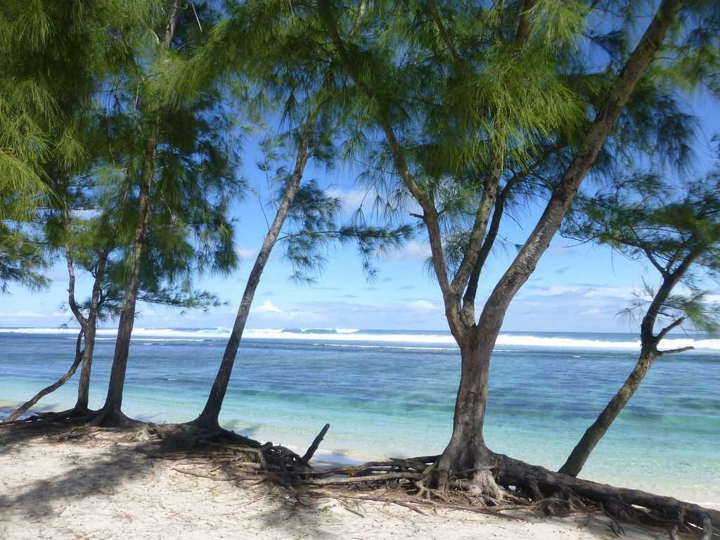 St. Felix, Mauritius in September