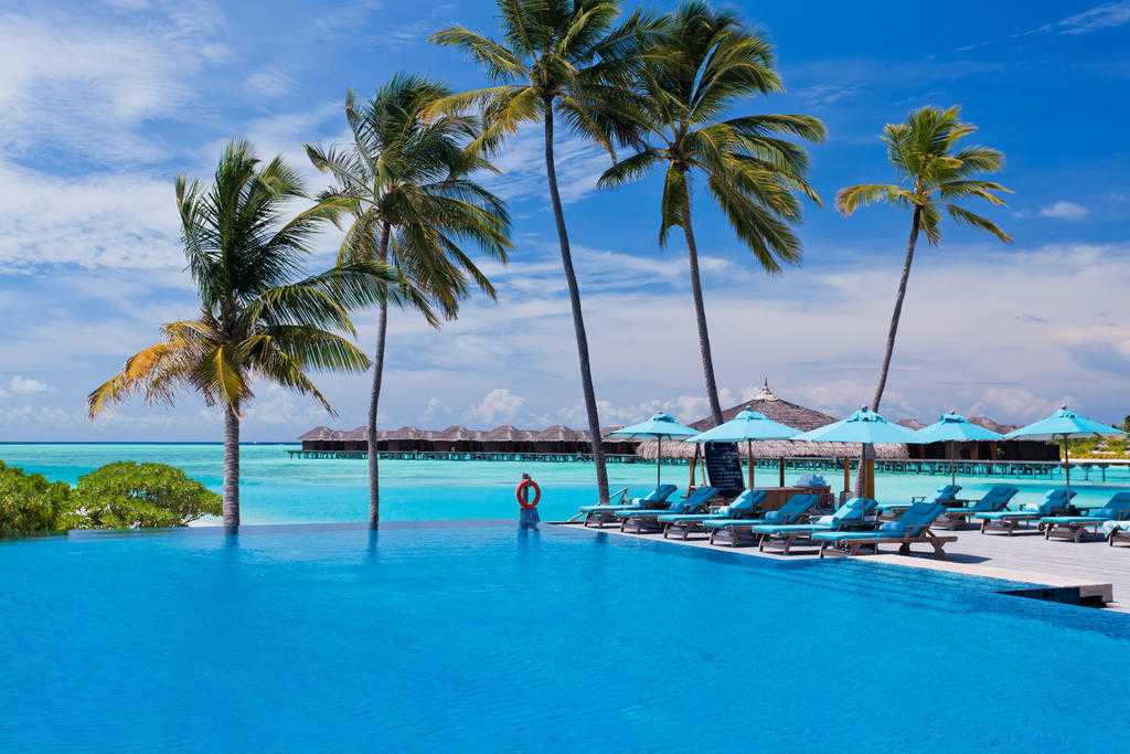 Anantara Veli Resort in Maldives