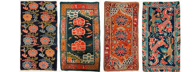 Rugs and Kashmiri Carpets, Shopping in Leh Ladakh