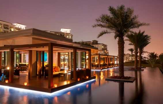 abu dhabi nightlife, st regis