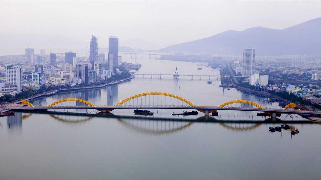 Han River, Rivers in Vietnam