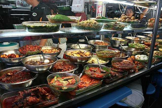 Geylang Serai Market Singapore